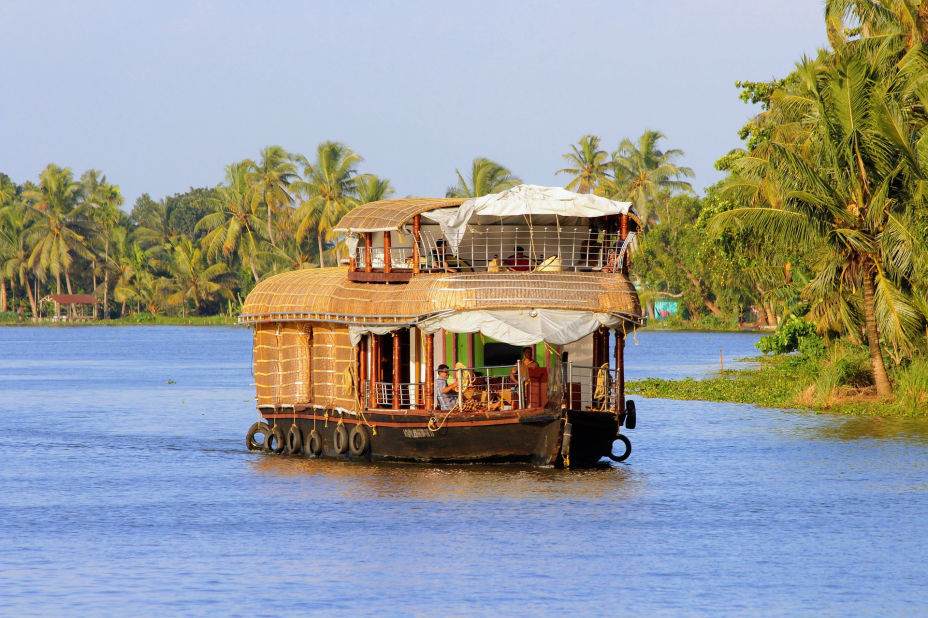 Alleppey-House-Boat